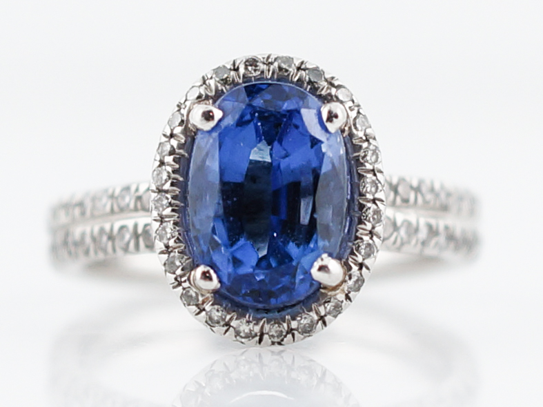 img semi tanzanite ring and products precious large oval diamond rings stone gmg