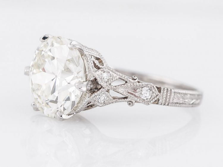 vintage rings dallas jewellery diamond antique exchange engagement