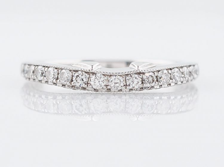 Neil lane wedding band modern 52 round brilliant cut diamonds in neil lane wedding band modern 52 round brilliant cut diamonds in 14k white gold filigree jewelers junglespirit Choice Image