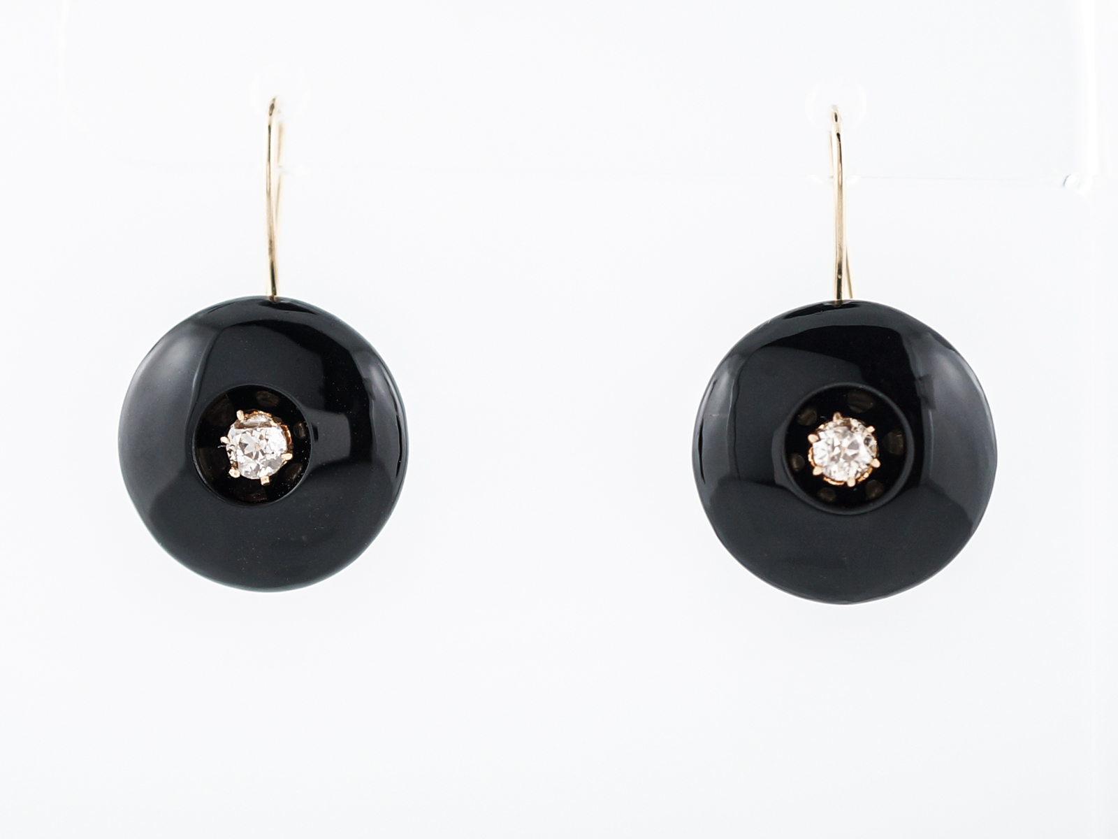 lollipop gold onyx ippolita in with diamonds earrings stud