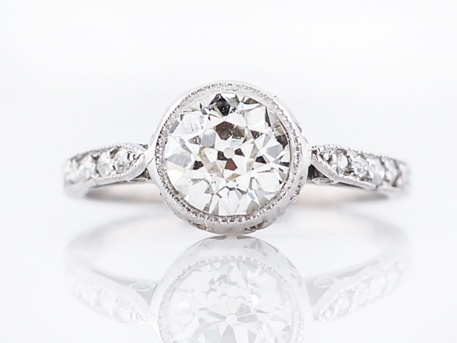 diamonds white with diamond deco art engagement gold rings nouveau collection ring products