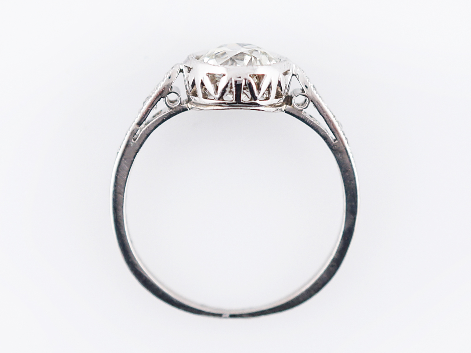 low ring wedding thin lord profile david titanium parker gts shop coconut rings