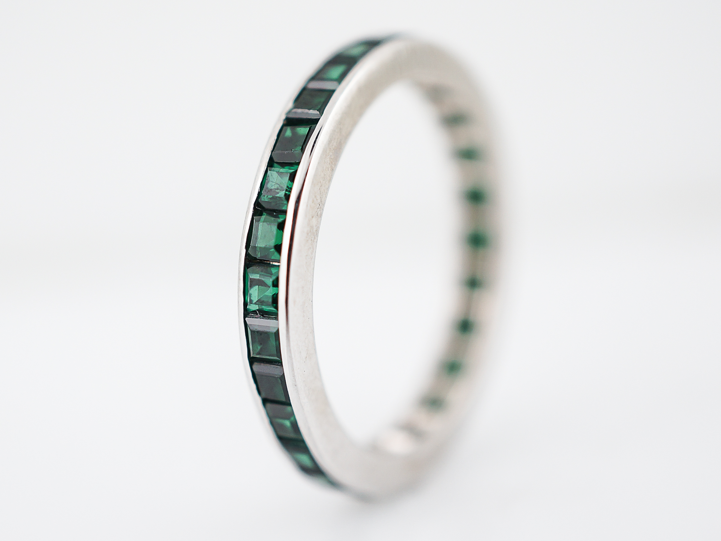 band cut with eternity photo bands diamond weddingbee emerald gallery pin halo delicate my