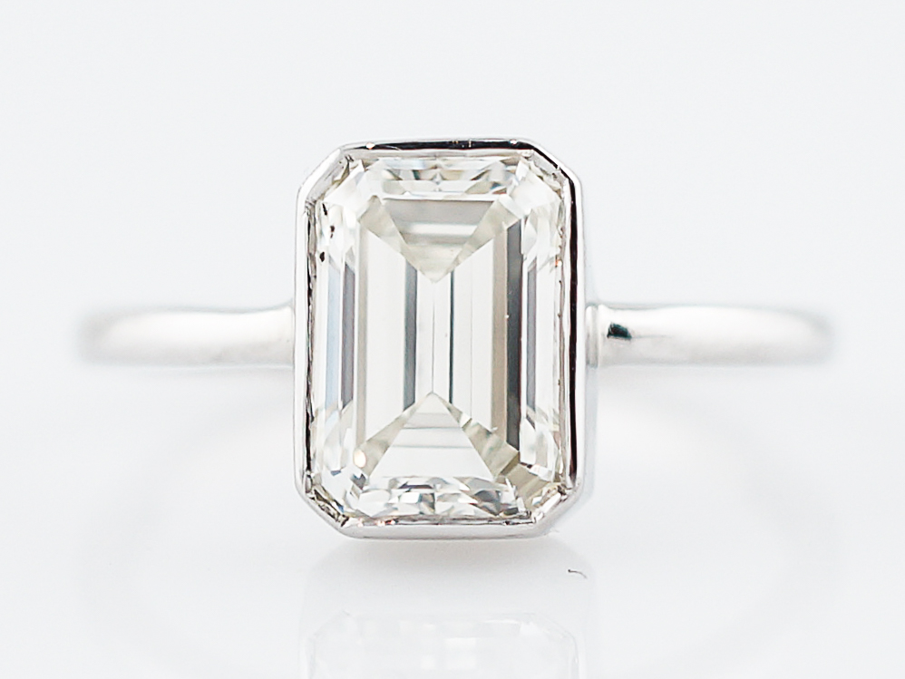emerald cut sg platinum main phab classic tw ct nile jewellery in blue diamond ring lrg detailmain