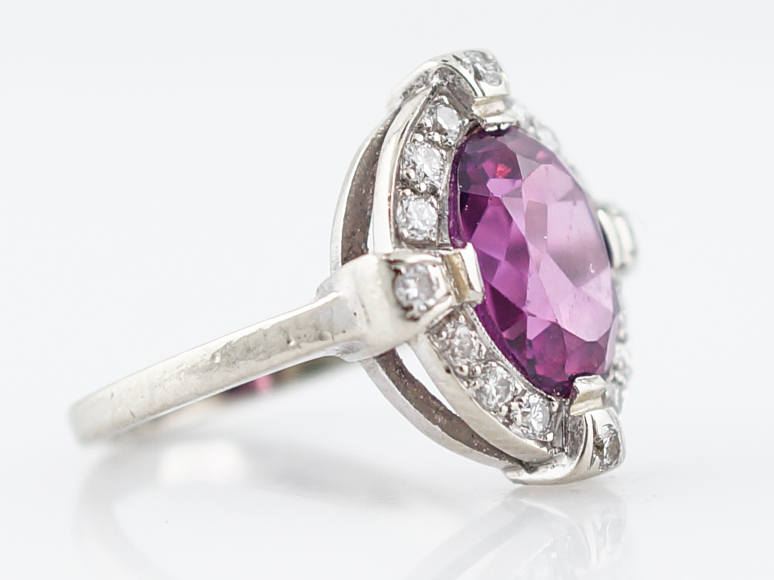 Which Hand To Wear Amethyst Ring