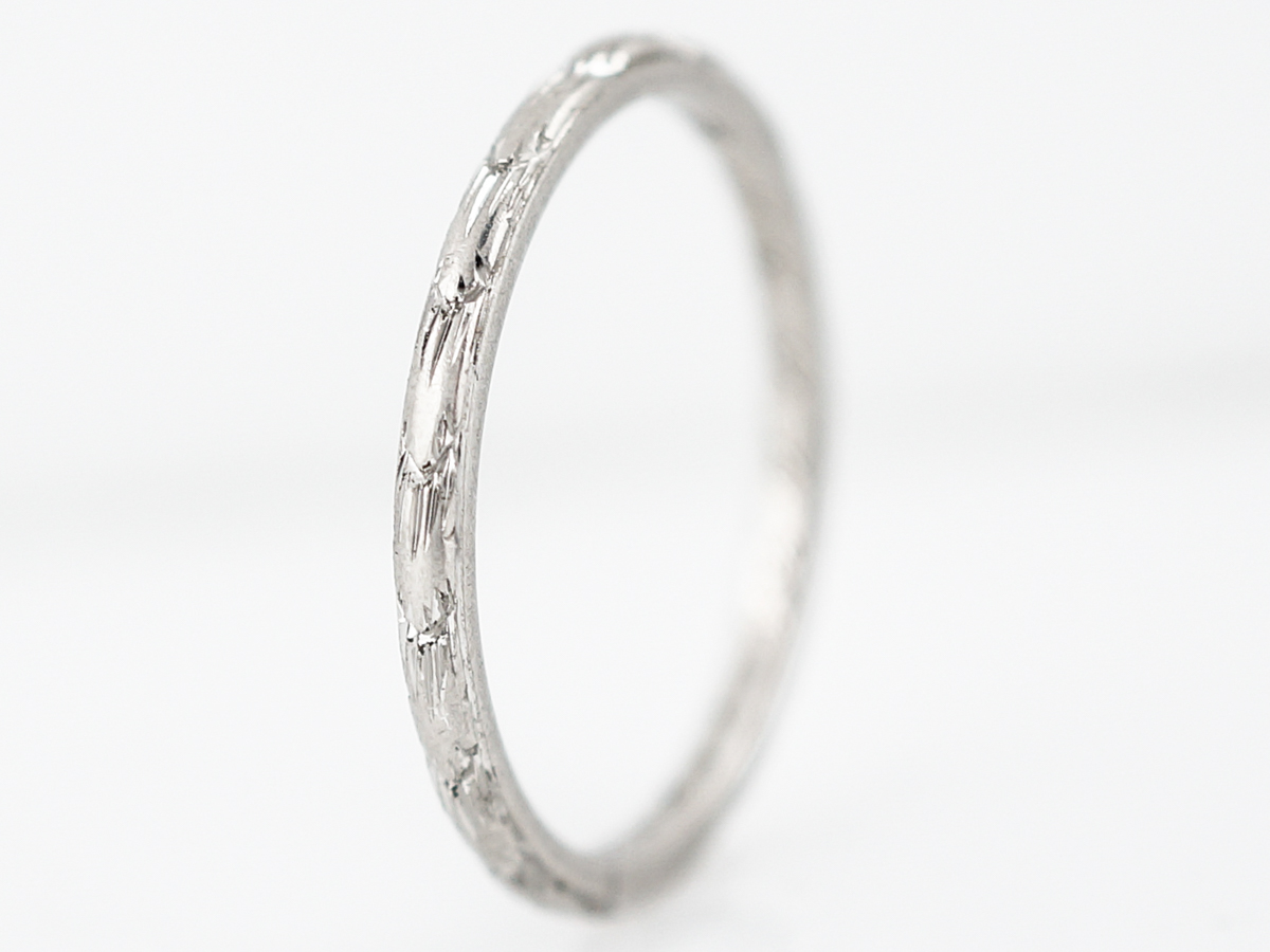 handcrafted eve vine engravable ring s design titanium addiction bands engraved